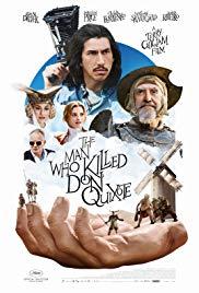 The Man Who Killed Don Quixote (2018, Blu-ray), elokuva