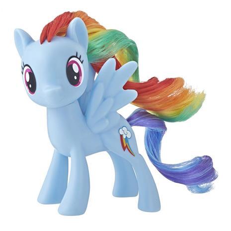 My Little Pony: Mane Pony E5006 - Rainbow Dash, hahmo