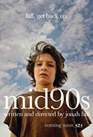 Mid90s (2018), elokuva