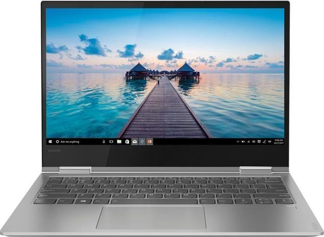 """Lenovo IdeaPad Yoga 730 81CT002EPB (Core i5-8250U, 8 GB, 256 GB SSD, 13,3"""", Win 10), kannettava tietokone"""