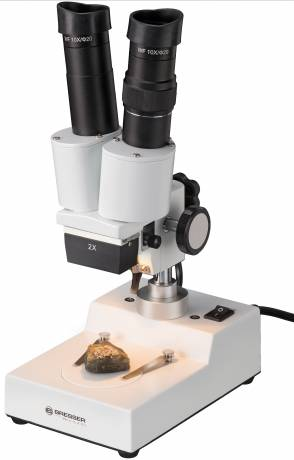 Bresser Biorit ICD 20x Stereo, mikroskooppi