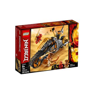 Lego Ninjago 70672, Cole's Dirt Bike