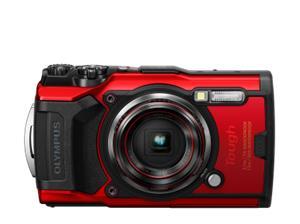 Olympus Tough TG-6, kamera