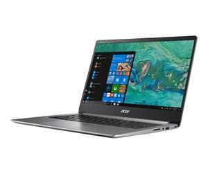 """Acer Swift 1 SF114-32-C6XT NX.GXHED.007 (Celeron N4000, 4 GB, 64 GB eMMC, 14"""", Win 10), kannettava tietokone"""