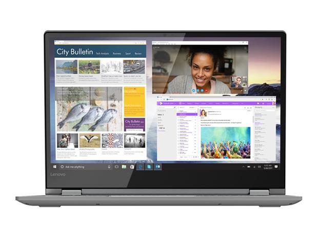 "Lenovo Yoga 530 81H9002MMX (Ryzen 7 2700U, 8 GB, 512 GB SSD, 14"", Win 10), kannettava tietokone"