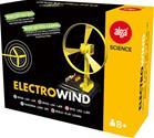 Alga Science Electro Wind, tiedelelu