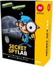 Alga Science Secret Spy Lab, tiedelelu