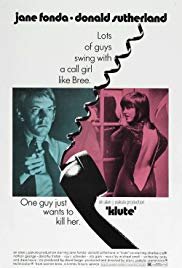 Klute - Criterion Collection (1971, Blu-Ray), elokuva