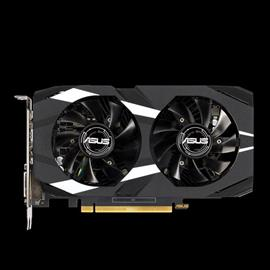 ASUS GeForce GTX 1650 Dual OC 4 GB, PCI-E, näytönohjain