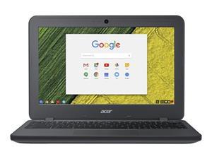 "Acer Chromebook C731-C6R5 NX.GM8ED.006 (Celeron N3060, 4 GB, 32 GB SSD, 11,6"", Chrome OS), kannettava tietokone"