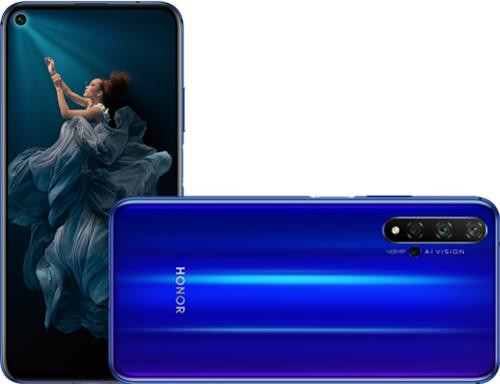 Huawei Honor 20, puhelin