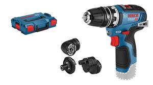 Bosch GSR 12V-35 FC Professional (06019H3003) 12V L-BOXX, akkuporakone (ilman akkua ja laturia)