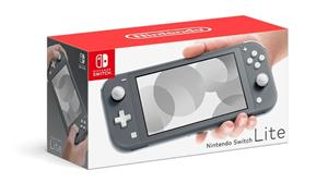 Nintendo Switch Lite, pelikonsoli
