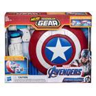 Marvel Avengers: Endgame E3347 - Nerf Captain America Assembler Gear, leluasesetti