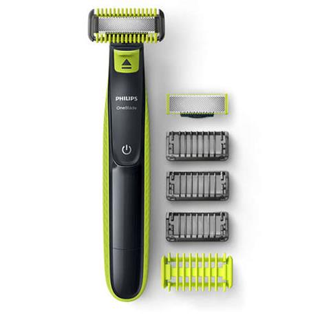 Philips OneBlade QP2620/20 Face + Body, elektroninen partahöylä
