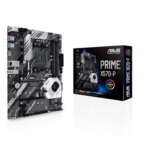 Asus Prime X570-P, emolevy