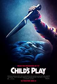 Child's Play (2019, Blu-Ray), elokuva