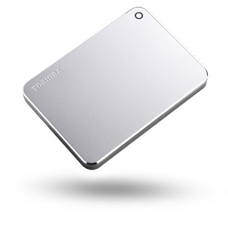 Toshiba Canvio Premium (4 TB, USB 3.0) HDTW240ES3CA/HDTW240EB3CA, ulkoinen kovalevy