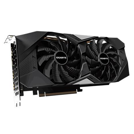 Gigabyte GeForce RTX 2060 Super WINDFORCE OC 8 GB, PCI-E, näytönohjain