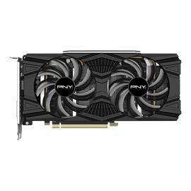 PNY GeForce RTX 2060 Super Dual Fan 8 GB, PCI-E, näytönohjain