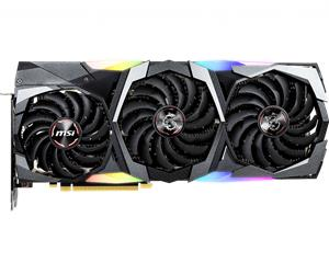MSI GeForce RTX 2070 Super GAMING X TRIO 8 GB, PCI-E, näytönohjain