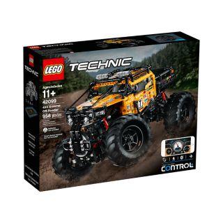 Lego Technic 42099, Radio-ohjattava X-treme-maasturi (4X4 X-treme Off-Roader)