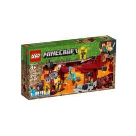 Lego Minecraft 21154, Roihusilta (The Blaze Bridge)