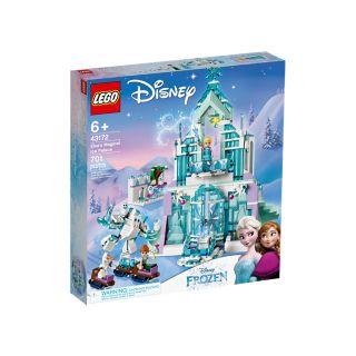 Lego Disney 43172, Elsan maaginen jääpalatsi