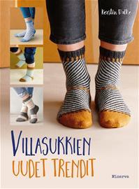 Villasukkien uudet trendit (Kerstin Balke Sanni Hyytiä (, kirja