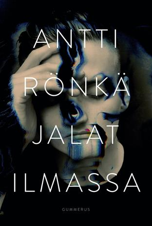 Jalat ilmassa (Antti Rönkä), kirja