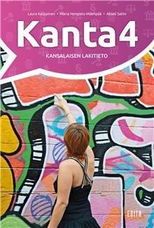 Kanta 4 (LOPS 2016) : kansalaisen lakitieto, kirja