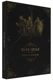 Dark Souls Trilogy Compendium (Future Press), kirja