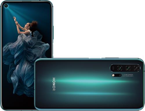Huawei Honor 20 Pro, puhelin