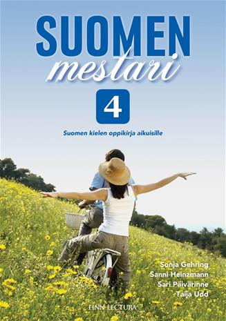 Suomen mestari 4, kirja
