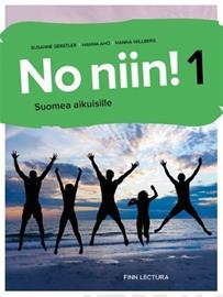 No niin! 1 (oppikirja) : suomea aikuisille, kirja