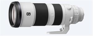 Sony FE 200-600mm F5,6-6,3 G OSS (SEL200600G), objektiivi