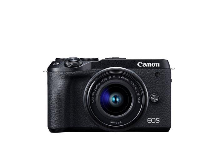 Canon EOS M6 Mark II (runko), järjestelmäkamera