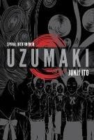 Uzumaki (3-in-1 Deluxe Edition) (Junji Ito), kirja
