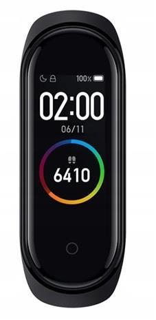 Xiaomi Mi Band 4, aktiivisuusmittari