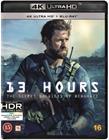 13 hours (2016, 4k UHD + Blu-Ray), elokuva