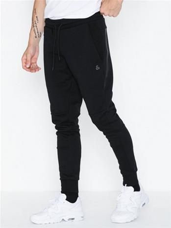 Jack & Jones Jjiwill Jjclean Nb Sweat Pants Noos Housut Musta