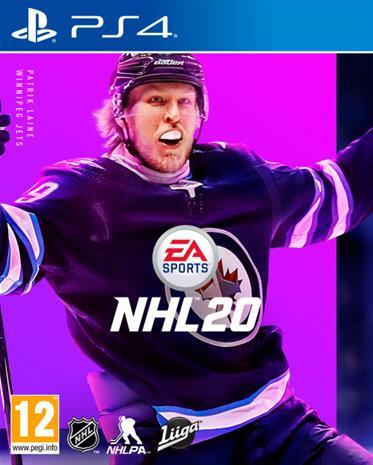 NHL 20, PS4-peli
