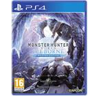 Monster Hunter World: Iceborne, PS4-peli