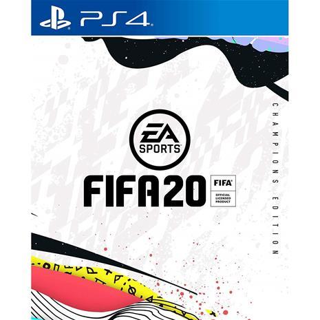 FIFA 20 Champions Edition, PS4-peli