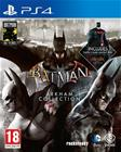 Batman: Arkham Collection, PS4-peli