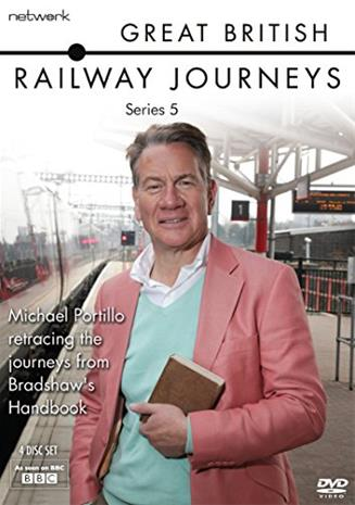 Great British Railway Journeys: Kausi 5, TV-sarja