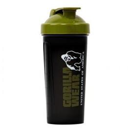 Shaker XXL 1000 ml, Black/Army green