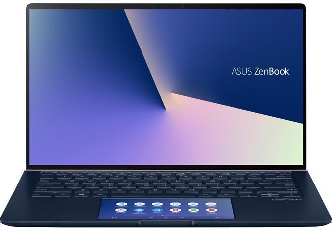 """Asus ZenBook 14 UX433FA-A5296T (Core i7-8565U, 16 GB, 512 GB SSD, 14"""", Win 10), kannettava tietokone"""