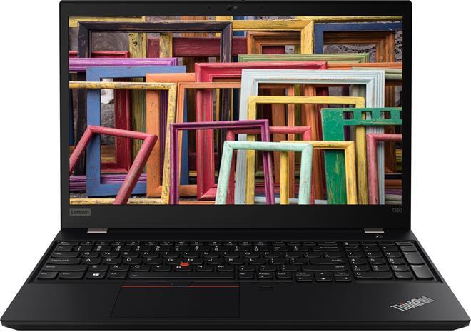 """Lenovo ThinkPad T590 20N4001YPB (Core i7-8565U, 16 GB, 512 GB SSD, 15,6"""", Win 10 Pro), kannettava tietokone"""