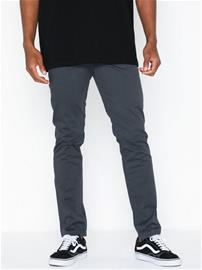 Jack & Jones Jjimarco Jjbowie Sa Dark Grey Sts Housut Tummanharmaa